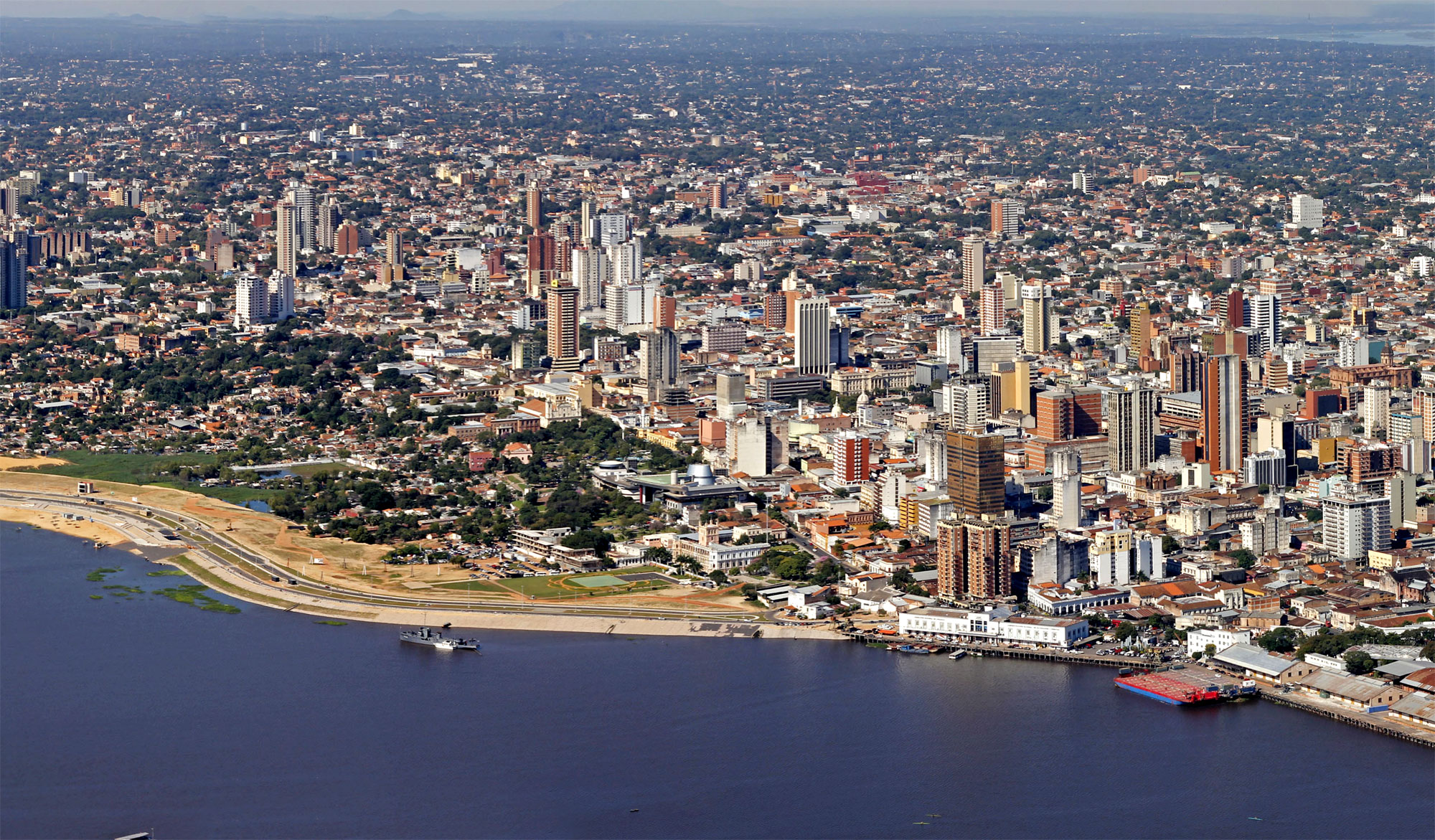 Paraguay – ILO developed a course about transitions from ...